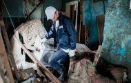 Волонтер из Кировской области вернулся из Тулуна