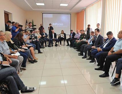 Кировские общественники встретились с представителями РосРАО