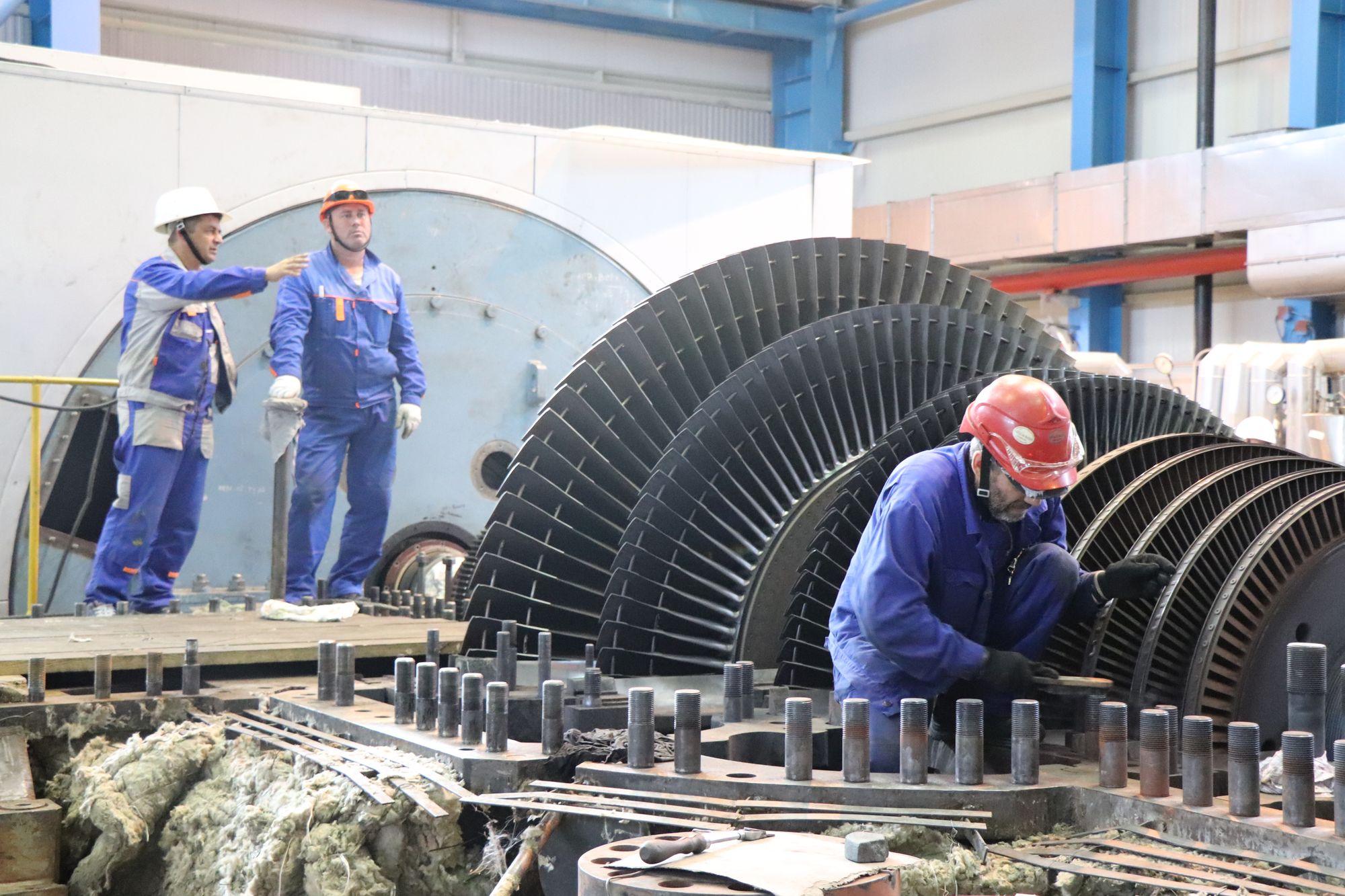 «Т Плюс» вложит 58 миллионов рублей в плановый ремонт ПГУ Кировской ТЭЦ-3