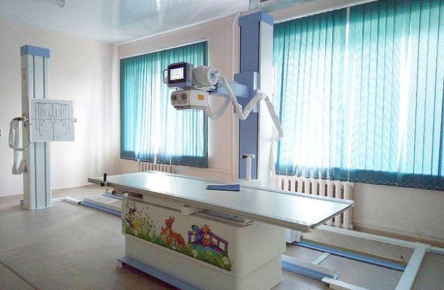 В Кирове установили рентген-аппарат нового поколения
