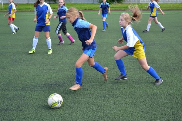 В Кирове проходит региональный этап фестиваля «Дворовый футбол»