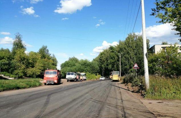 О новых результатах ремонта дорог в Кировской области