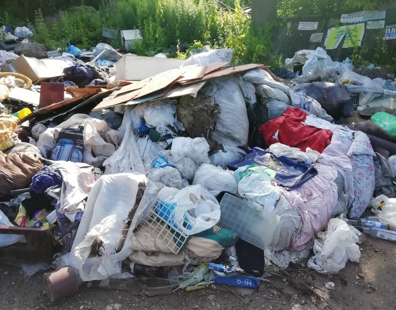 Как садоводам решать вопрос с мусором?