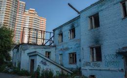 На месте больничного городка хотят строить Конгресс-холл