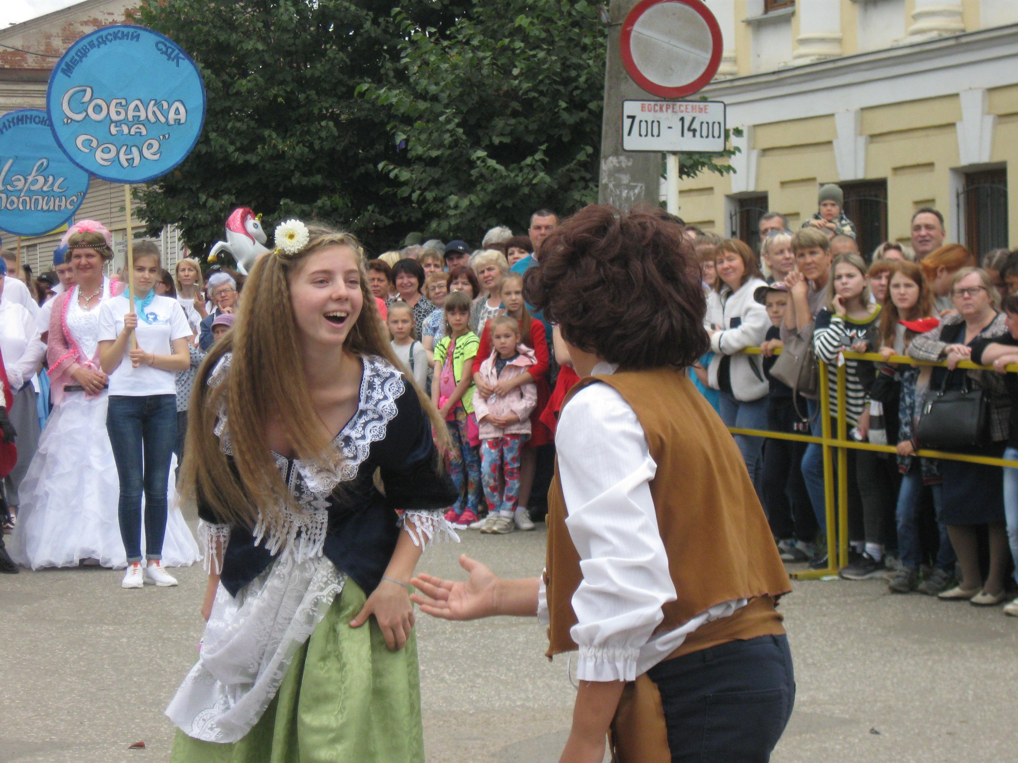 Подведены итоги фестиваля в Нолинске