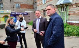 «УРАЛХИМ» продолжает проверку качества ремонта дорог в Кирово-Чепецке