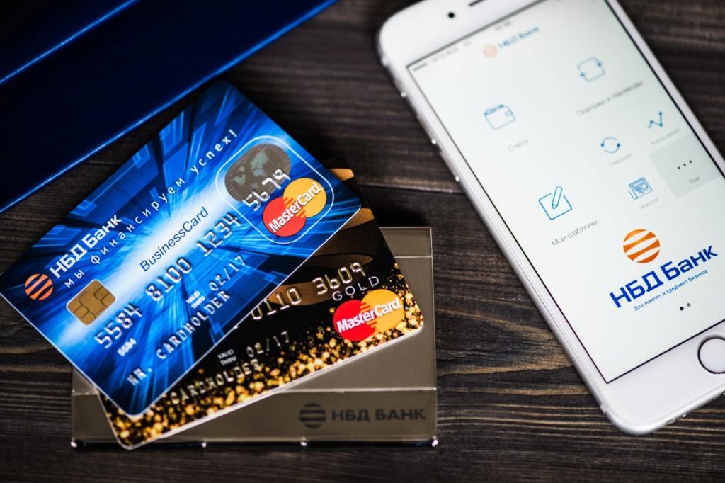 НБД-Банк предлагает предпринимателям выгодный эквайринг
