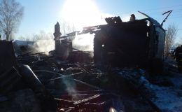 17 лет за поджог собственного дома