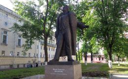 В Кирове отметят пятилетие памятника Шаляпину