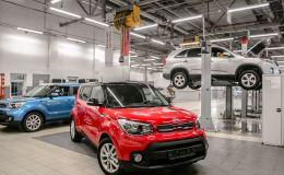 О плюсах сервисного обслуживания  автомобилей KIA