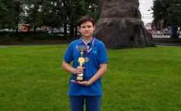 Школьник из Кирова – лучший в России по быстрым шахматам