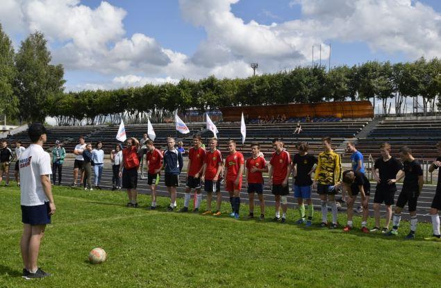 Жителей Кирова приглашают стать участниками и зрителями футбольных баталий