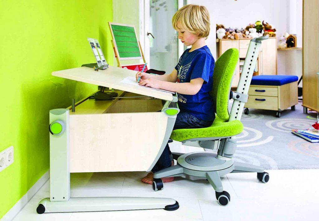 Как выбрать и где купить компьютерный стол и кресло для школьника