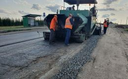 Когда завершится ремонт дорог?
