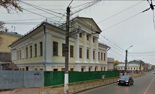 Продолжать реставрацию особняка Ивана Репина пока не на что