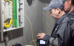 Жители трех тысяч квартир получили возможность подключить интернет по оптике от «Ростелекома»