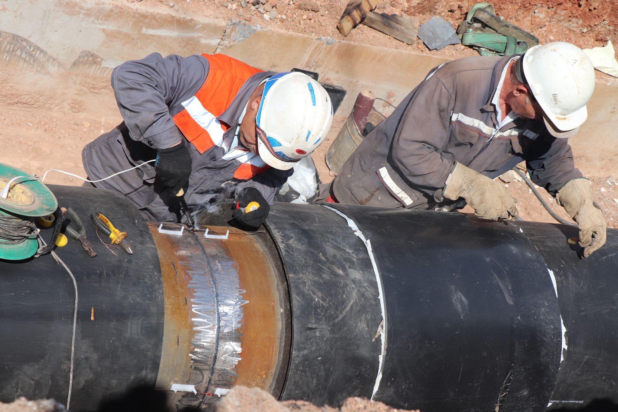 КТК завершила обновление теплотрасс на 17 объектах в Кирове