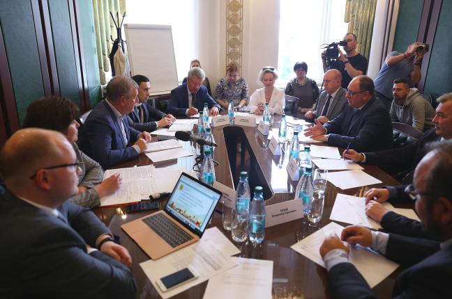 Руководители региональных вузов и власти обсудили актуальные проблемы образования в Кировской области