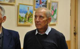 В УМВД открылась выставка картин ветерана органов следствия