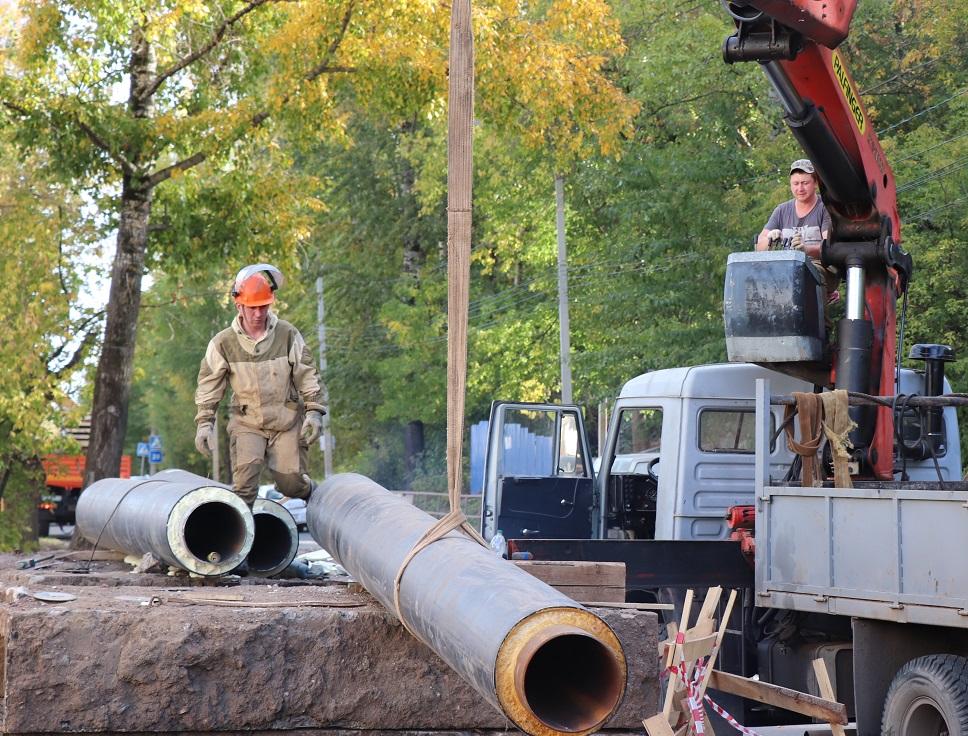 Увеличенная программа реконструкций КТК 2019 года близится к завершению