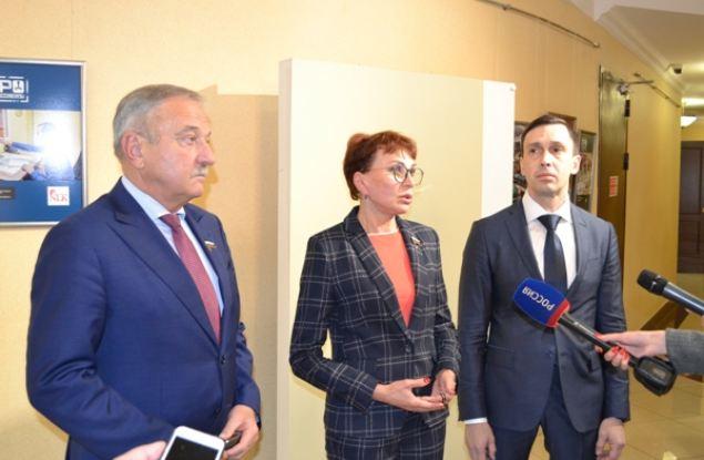 Мониторинговая группа ПГС оценила реализацию нацпроектов в Кировской области