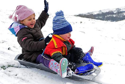 Зимняя детская обувь – готовь сани летом.