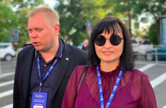 Елена Урматская анонсировала цифровую платформу Союза журналистов России