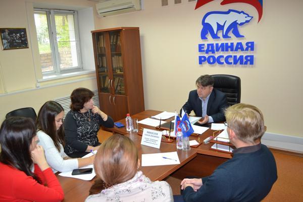 В Кирове состоялся Третий день приема обманутых дольщиков