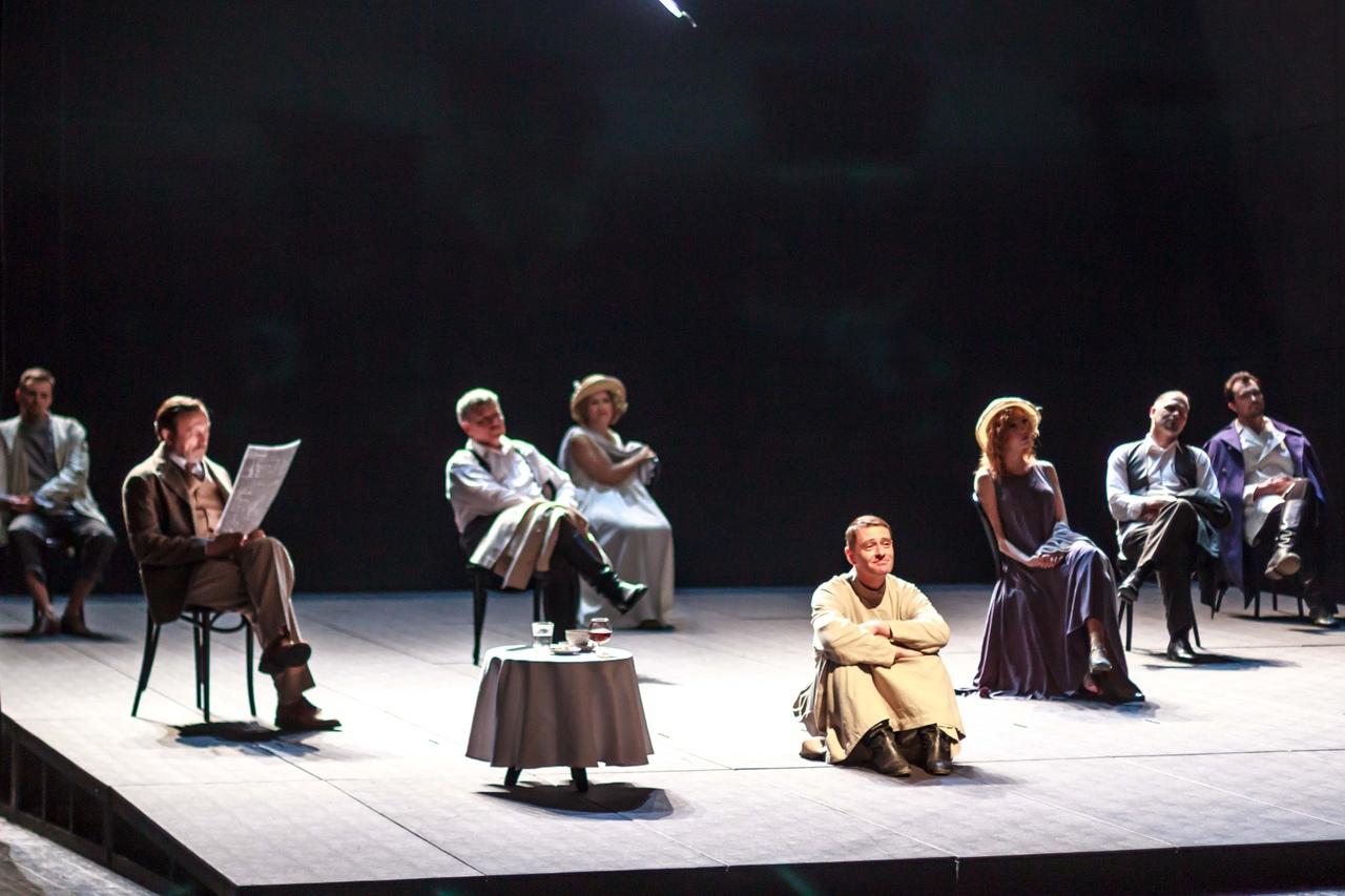 В Театре на Спасской ставят Пелевина