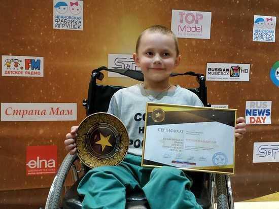 Школьник с ограниченными возможностями здоровья из Советска вошёл в Книгу рекордов Гиннесса