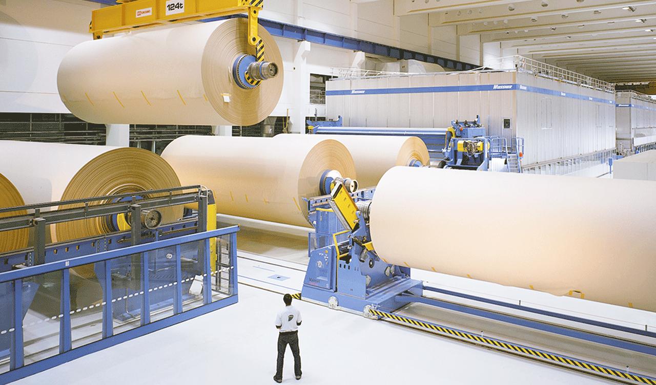 Производство бумаги в Кировской области выросло в 2,5 раза