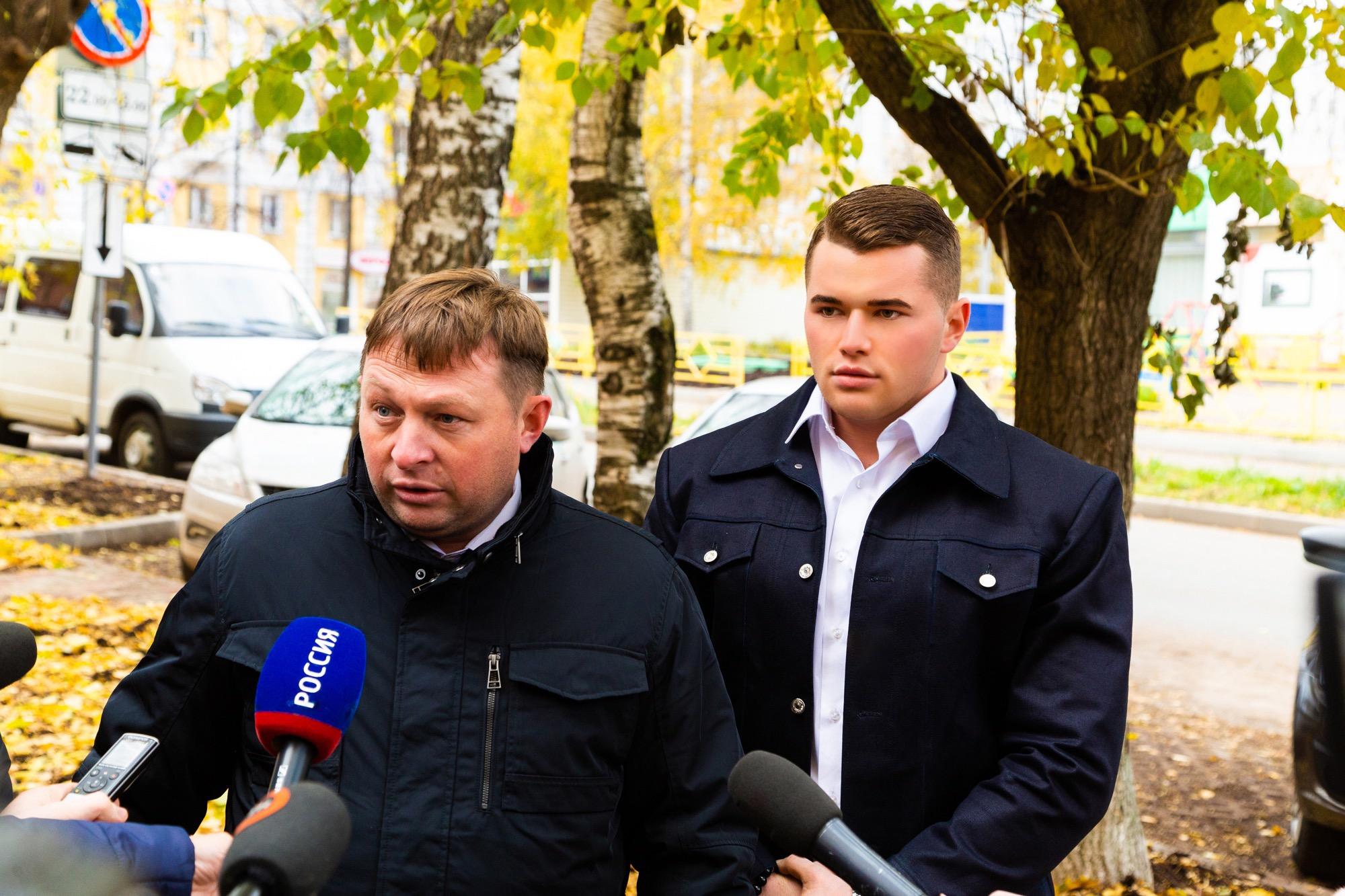 Павел Валенчук: депутаты ставят задачу – сделать Киров комфортным городом
