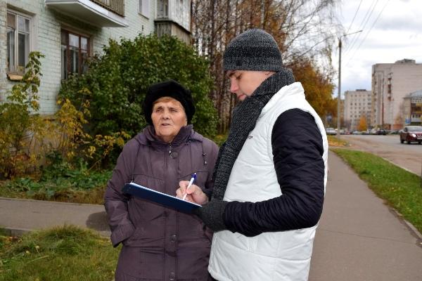 В Кирове провели очередное анкетирование жителей по вопросу «наливаек»