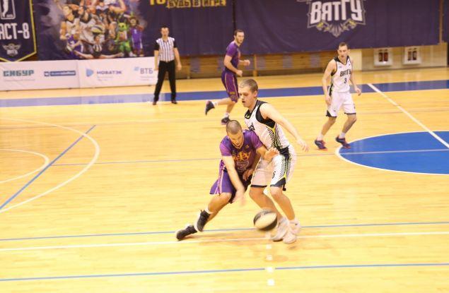В Кирове стартовал новый баскетбольный сезон