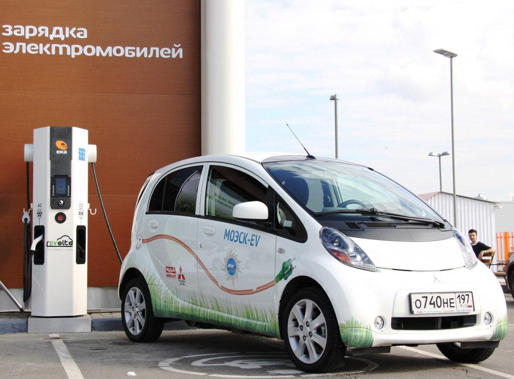 В Кирове откроют зарядную станцию для электромобилей