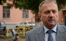 Все-таки уходит… Владимир Быков покидает пост председателя Заксобрания