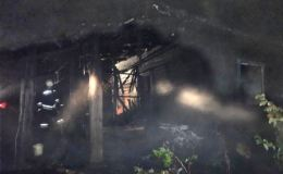 В Кировской области в «пьяном» пожаре погибло пять человек