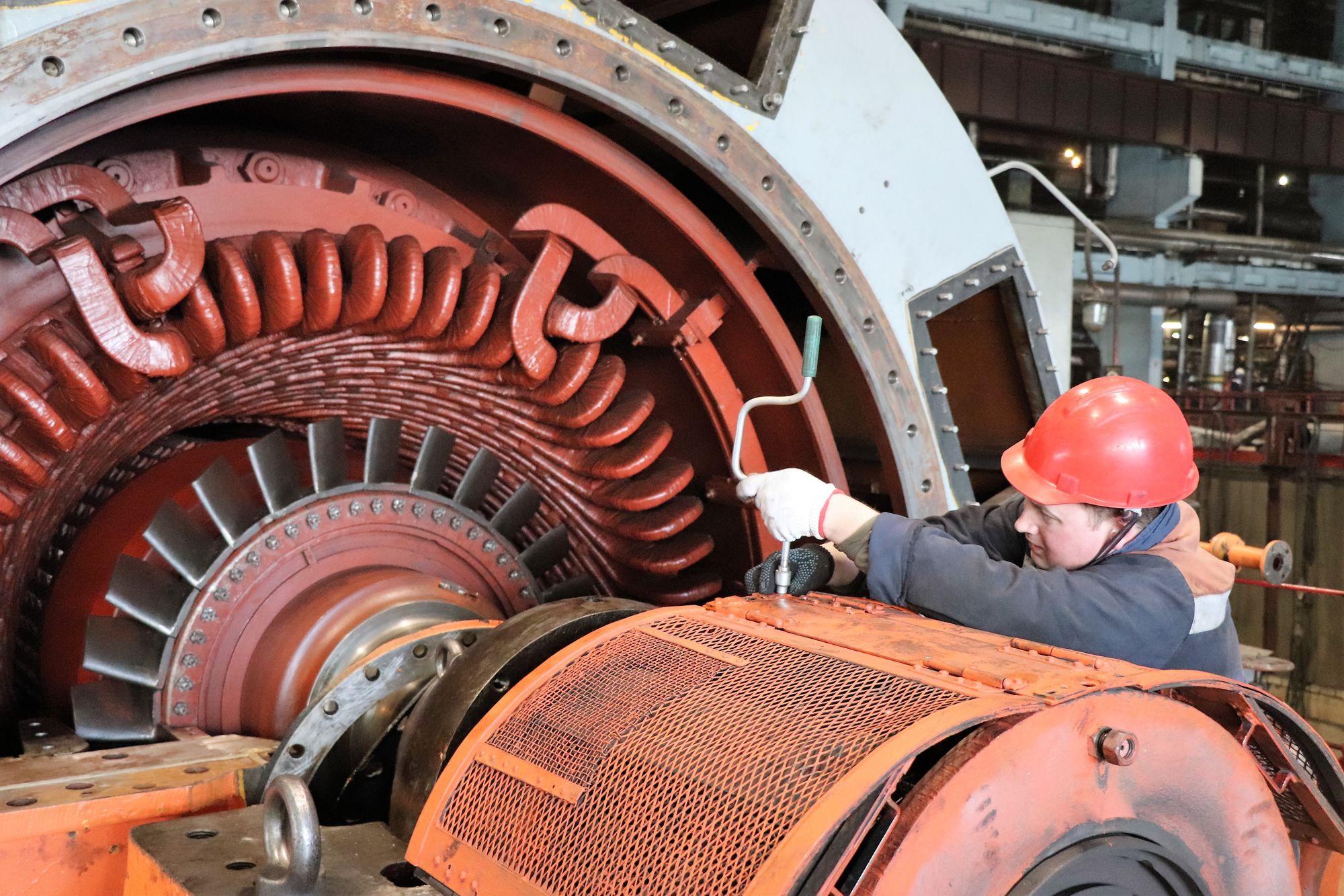 «Т Плюс» полностью подготовил оборудование кировских ТЭЦ к зимним нагрузкам