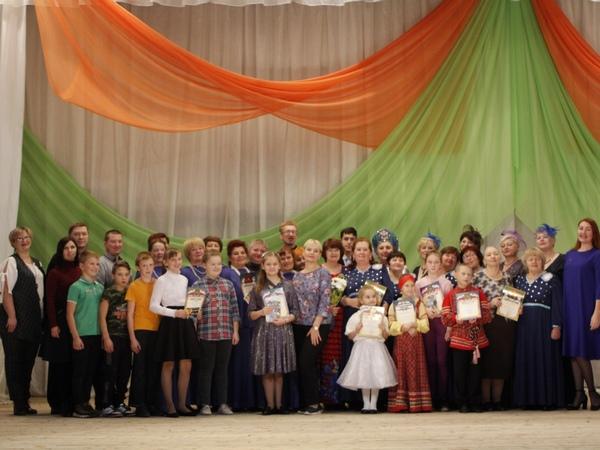 19 октября 2019 года в Мурыгинском центре культуры и досуга прошли два районных конкурса