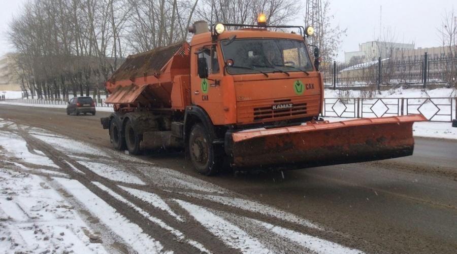 Кировские дорожники к зиме готовы