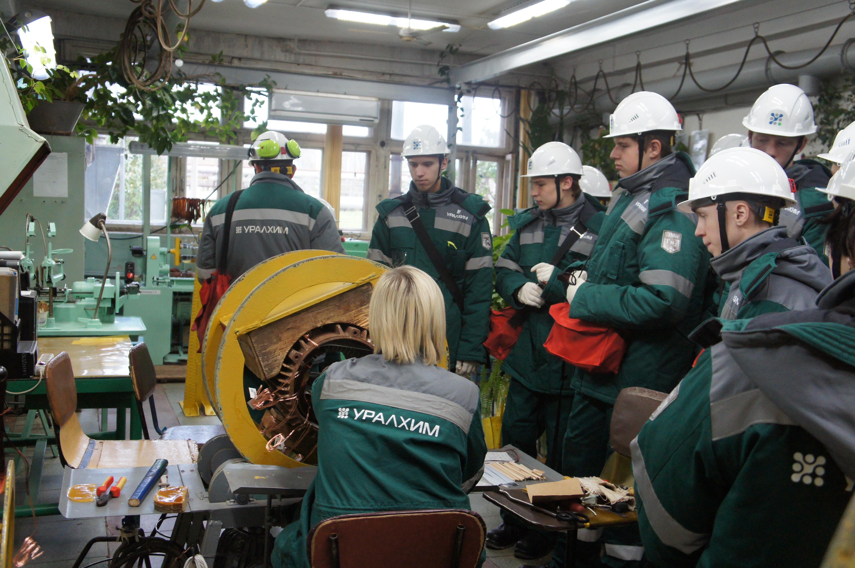 Студенты ВАПК посетили с экскурсией филиал «КЧХК»