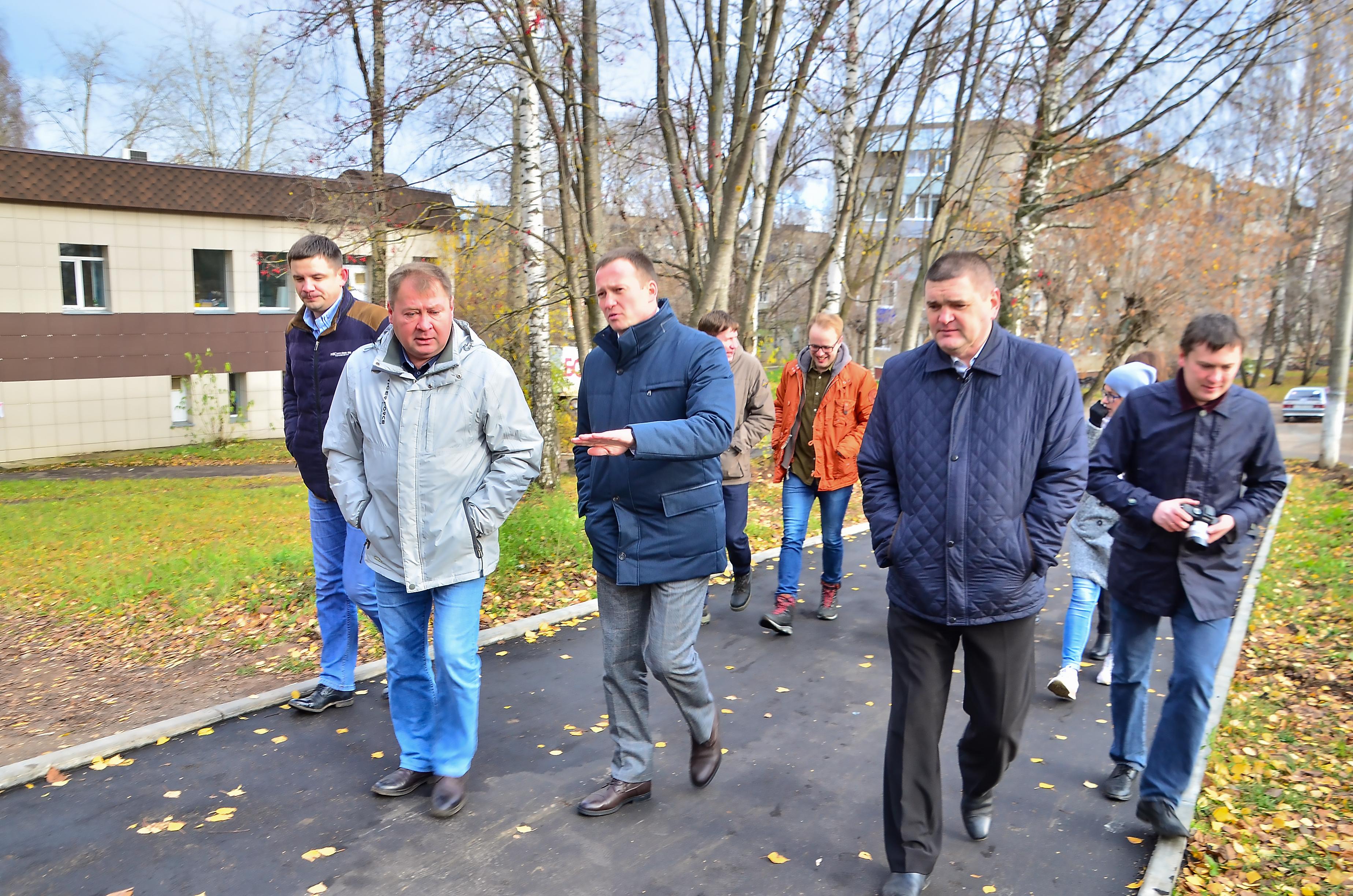 «УРАЛХИМ» оценил качество проведенного ремонта дорог в Кирово-Чепецке