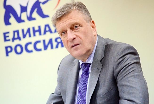 Игорь Васильев возглавит кировское отделение «Единой России»