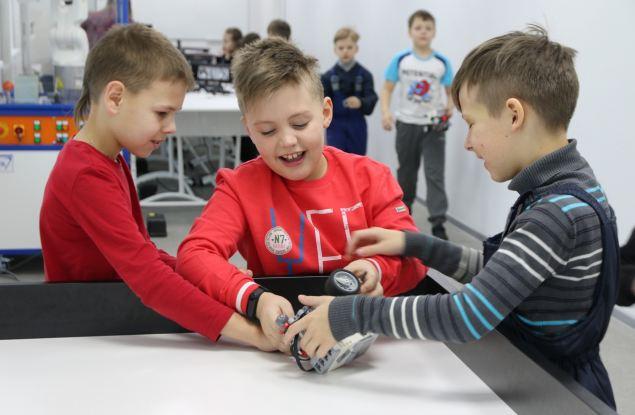Территория детства в Кировской области: от помощи семьям до «Сириуса»