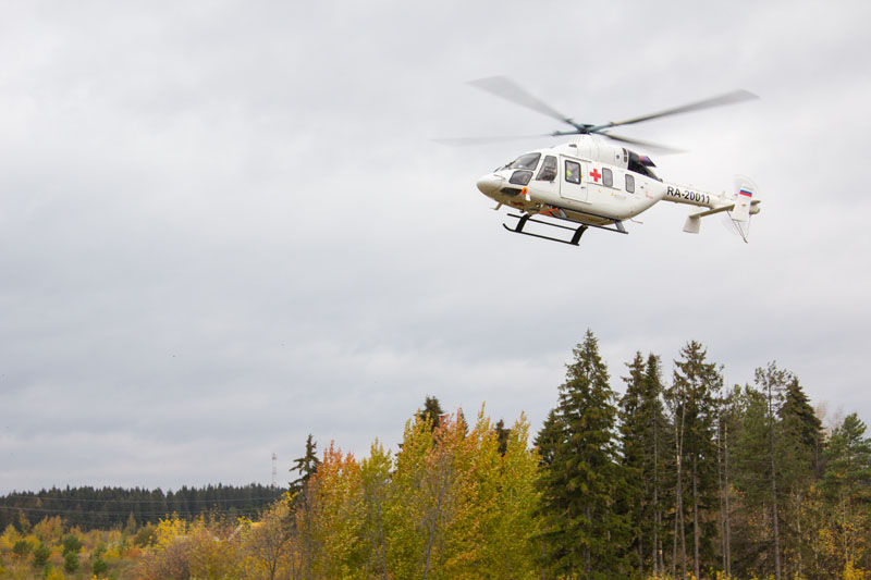 Кировская санавиация за год спасла более 200 жизней