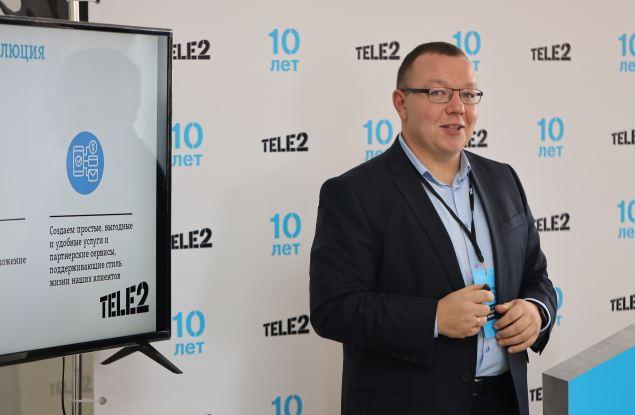 Tele2 празднует 10-летний юбилей регионального филиала вместе с кировчанами