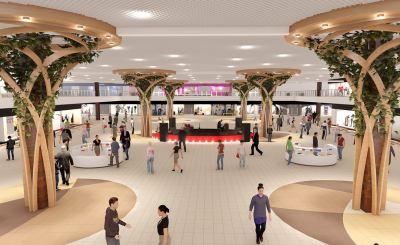 Для федеральных брендов построят еще один торговый центр