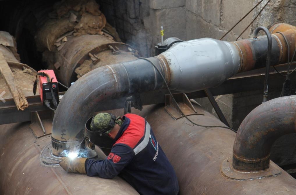 В микрорайоне «Дружбы» временно ограничено теплоснабжение в связи с ремонтными работами